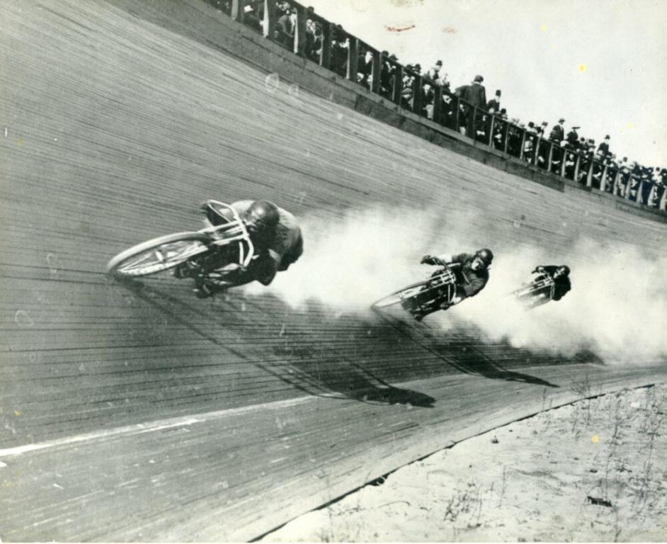 vintage board track racing