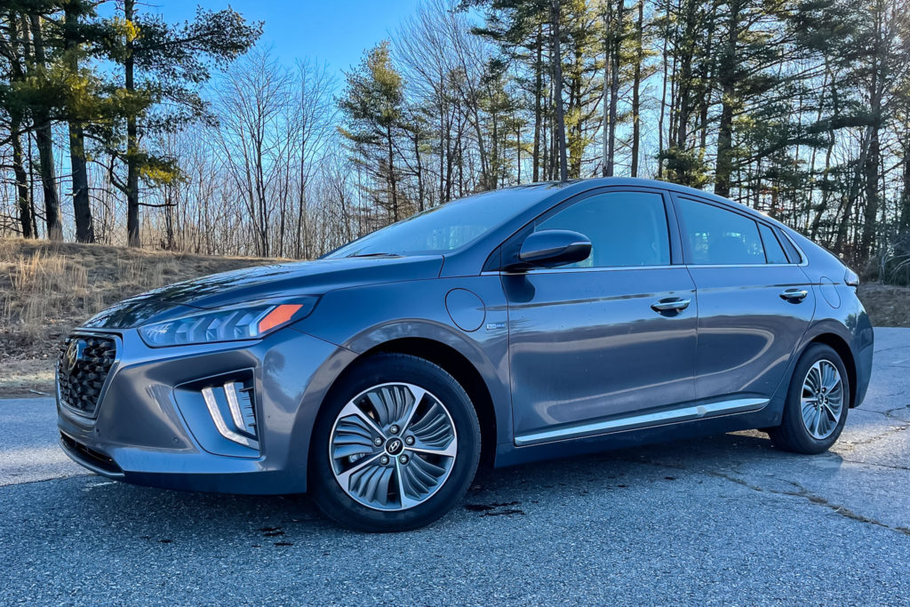2021 Hyundai Ioniq PHEV review