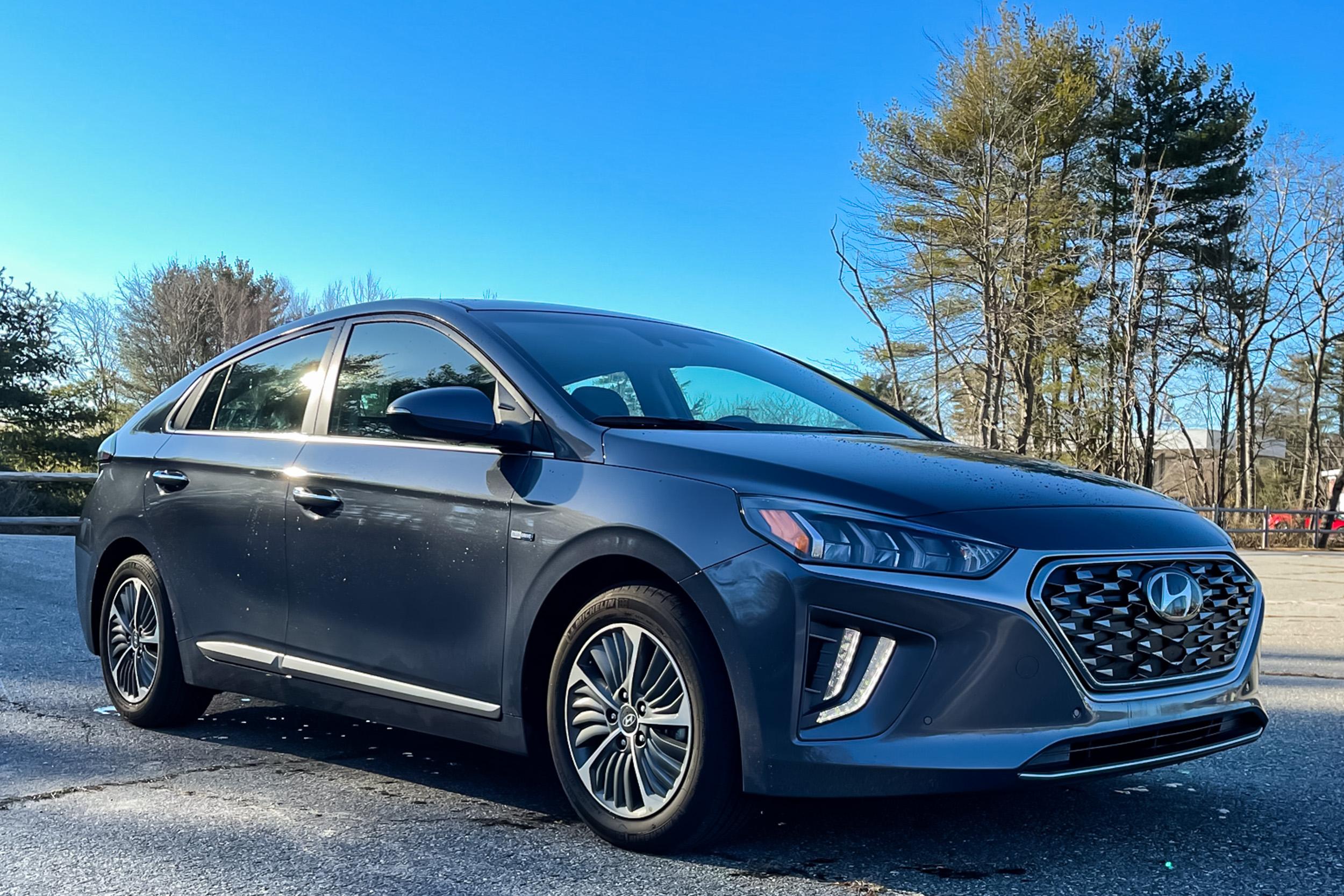 2021 Hyundai Ioniq PHEV Limited