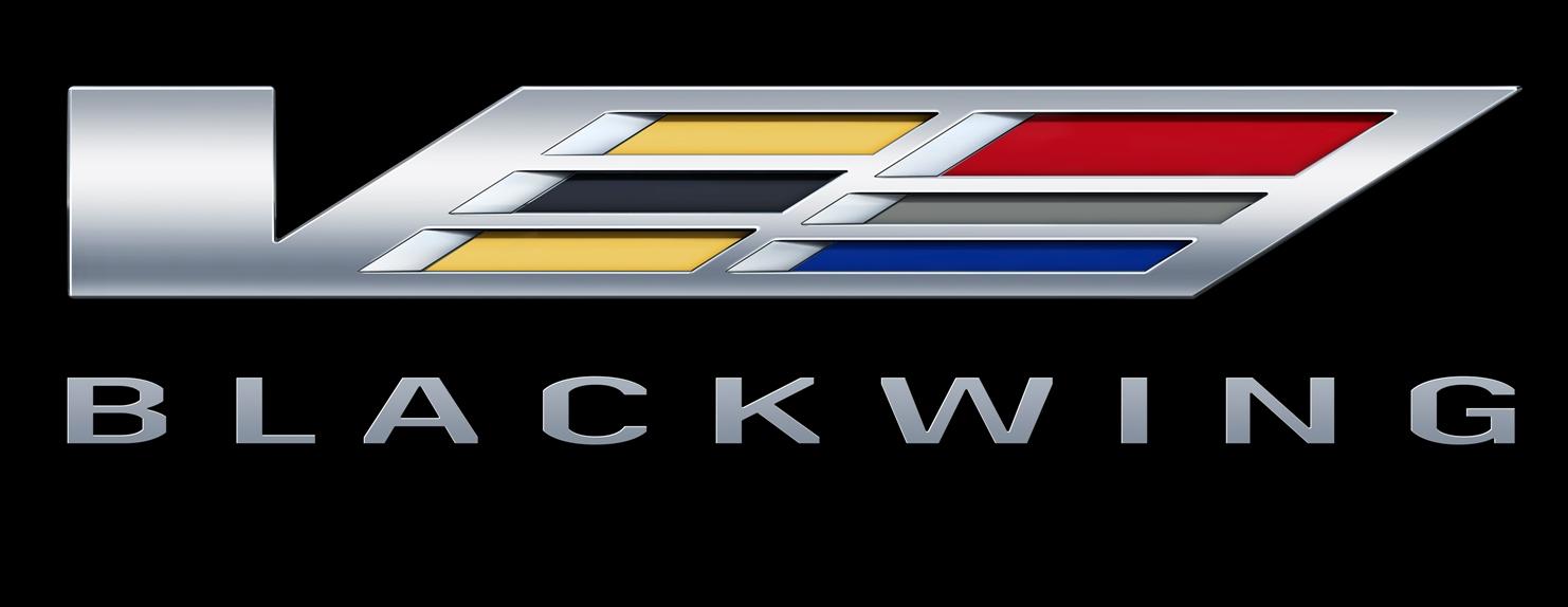 Cadillac Blackwing logo