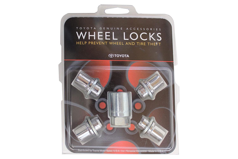 genuine toyota accessories wheel lock