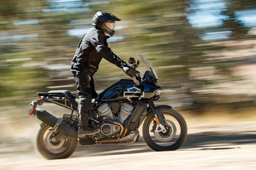 Harley-Davidson Pan America 1250 Adventure Motorcycle