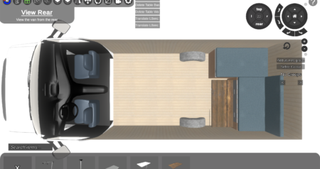 Vanspace 3D software review