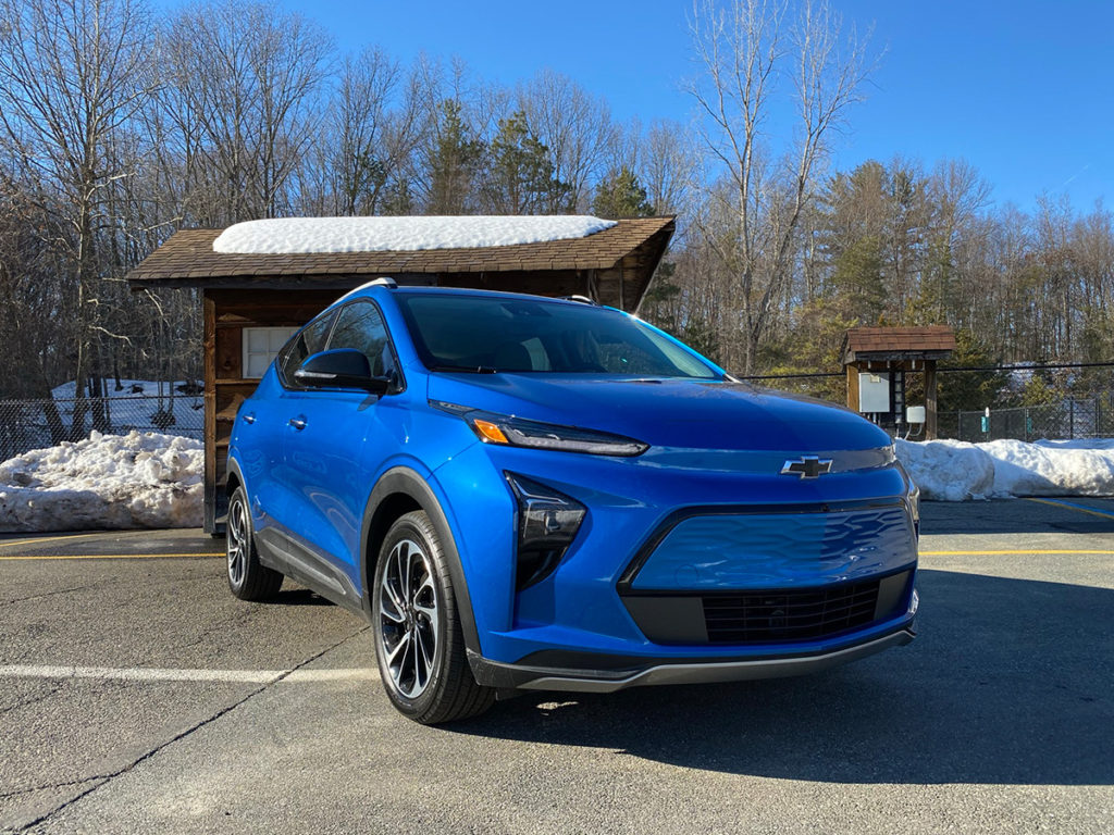 2022 Chevrolet Bolt EUV review