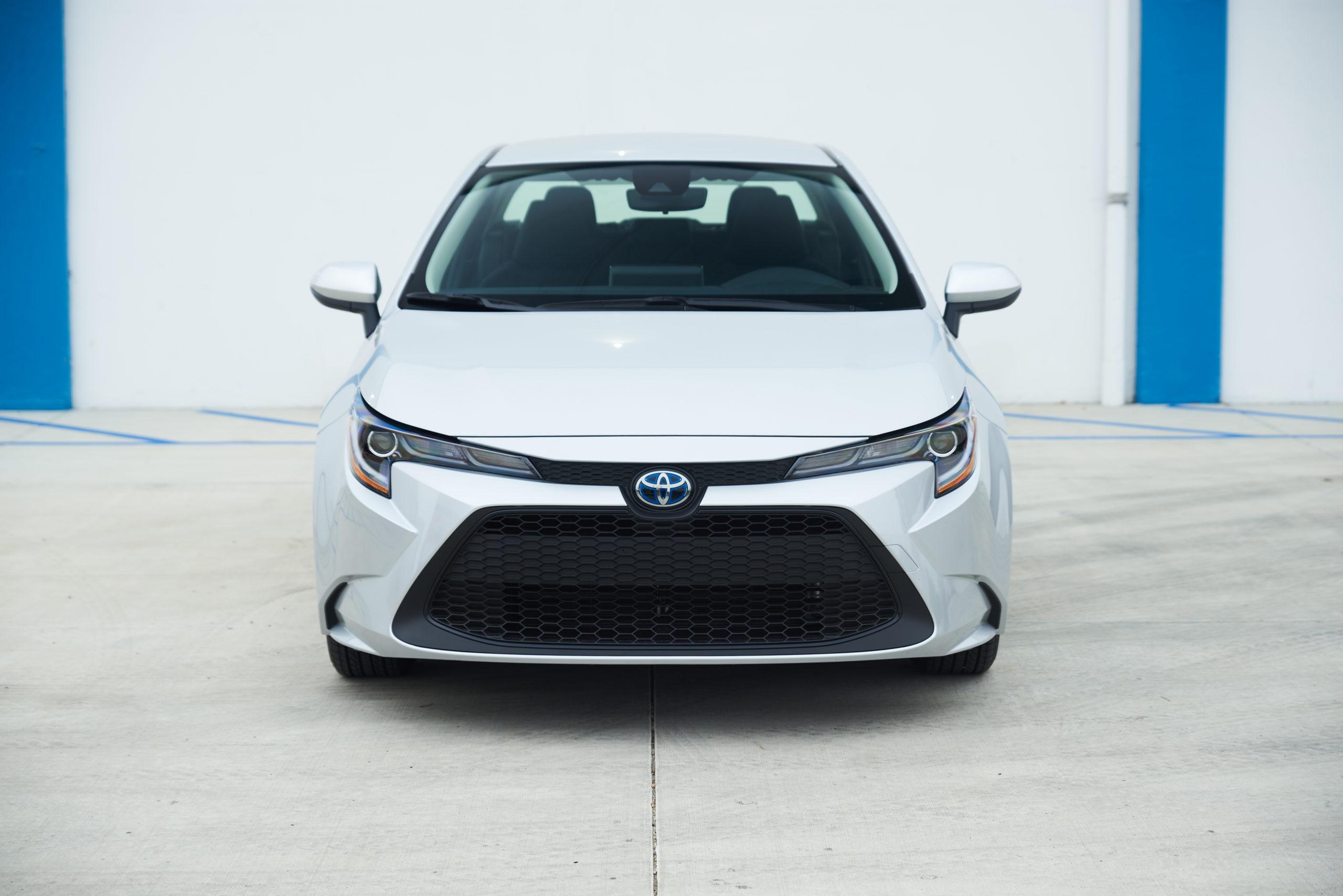 2021 Toyota Corolla Hybrid Review