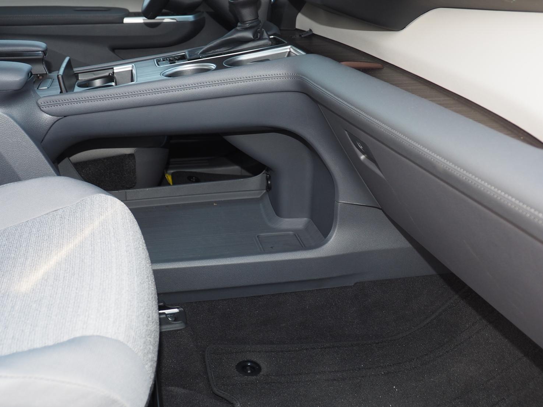 Legroom in Toyota Sienna