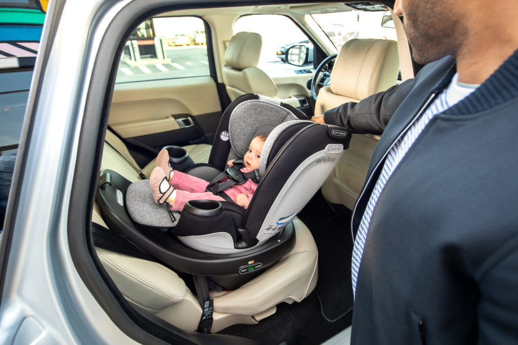 Evenflo Gold Revolve360 Rotational All-in-One Car Seat