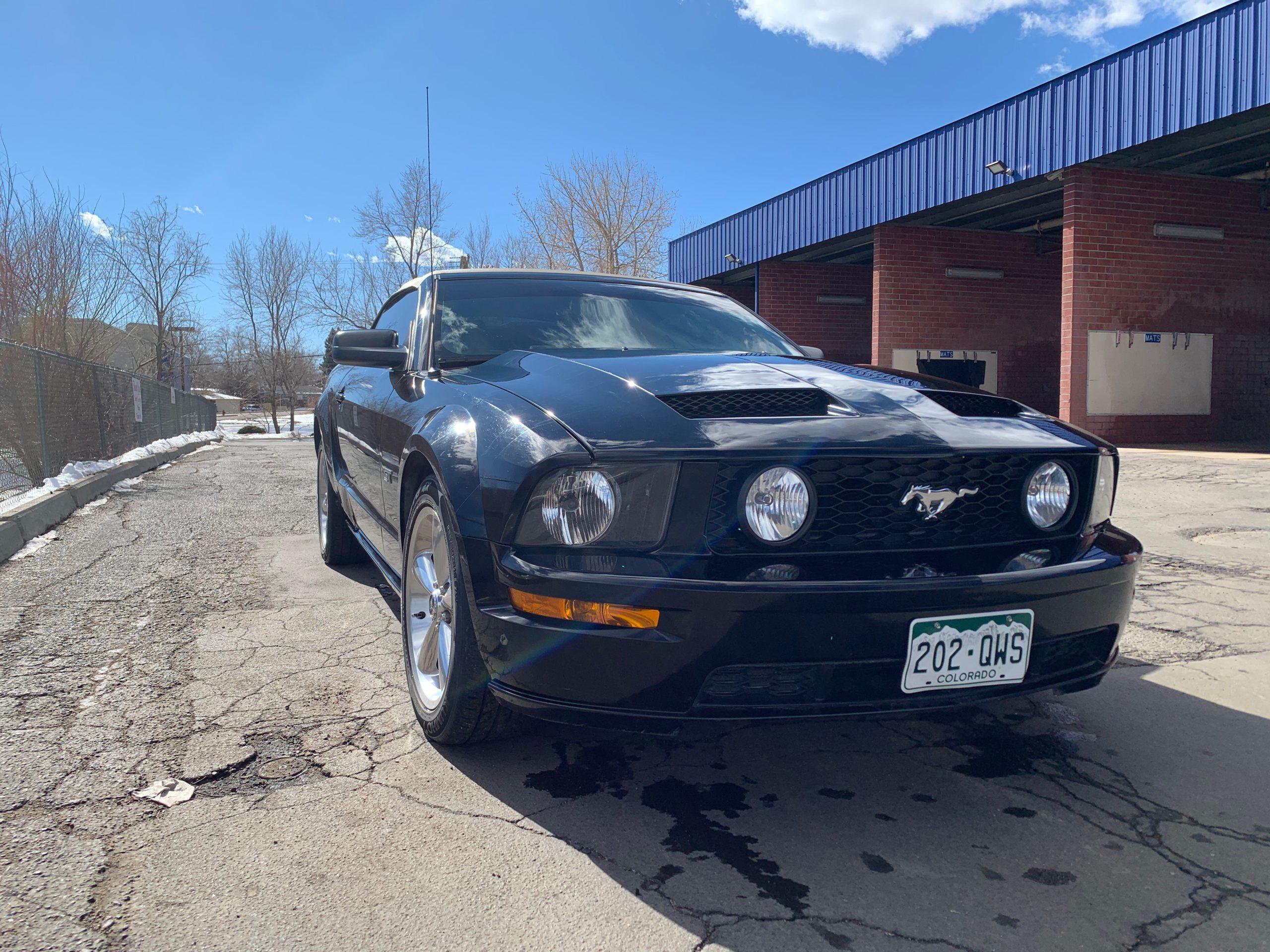 2006 Mustang GT Convertible