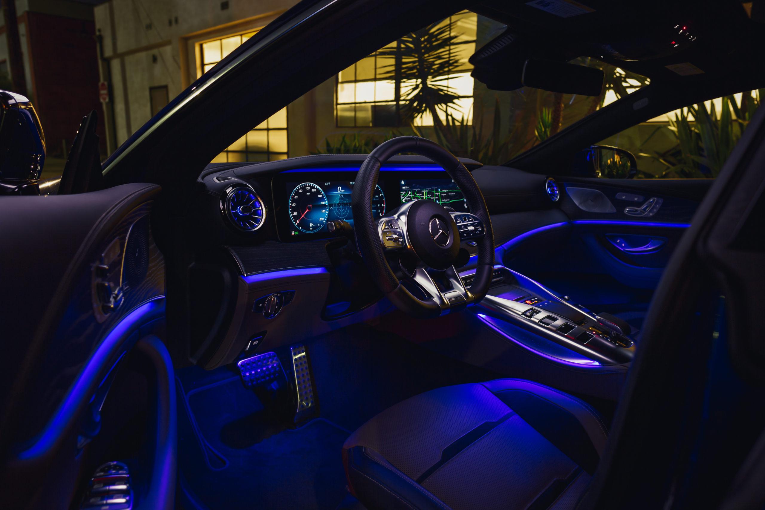 2021 Mercedes AMG GT 43