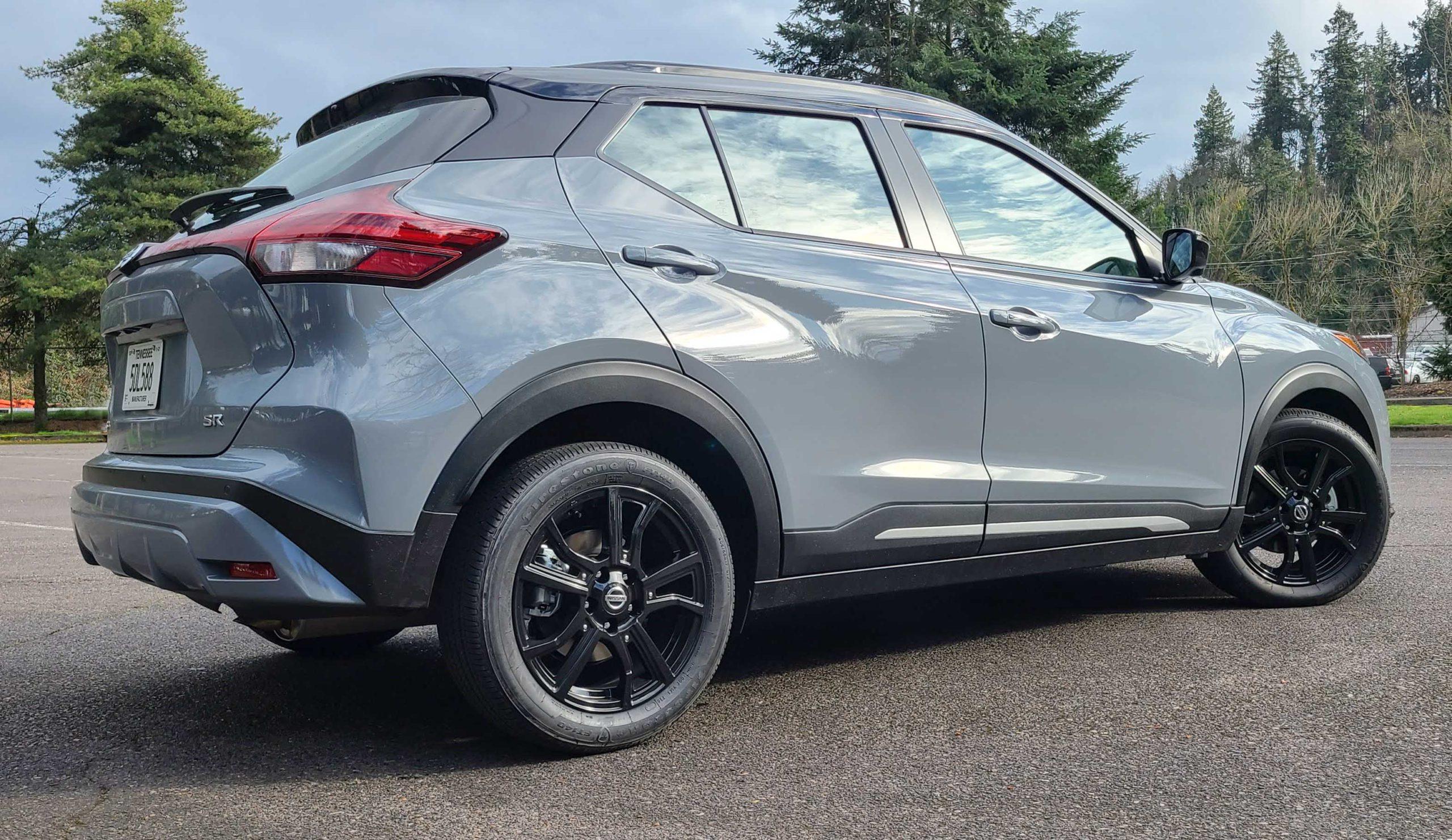 2021 Nissan Kicks SR review
