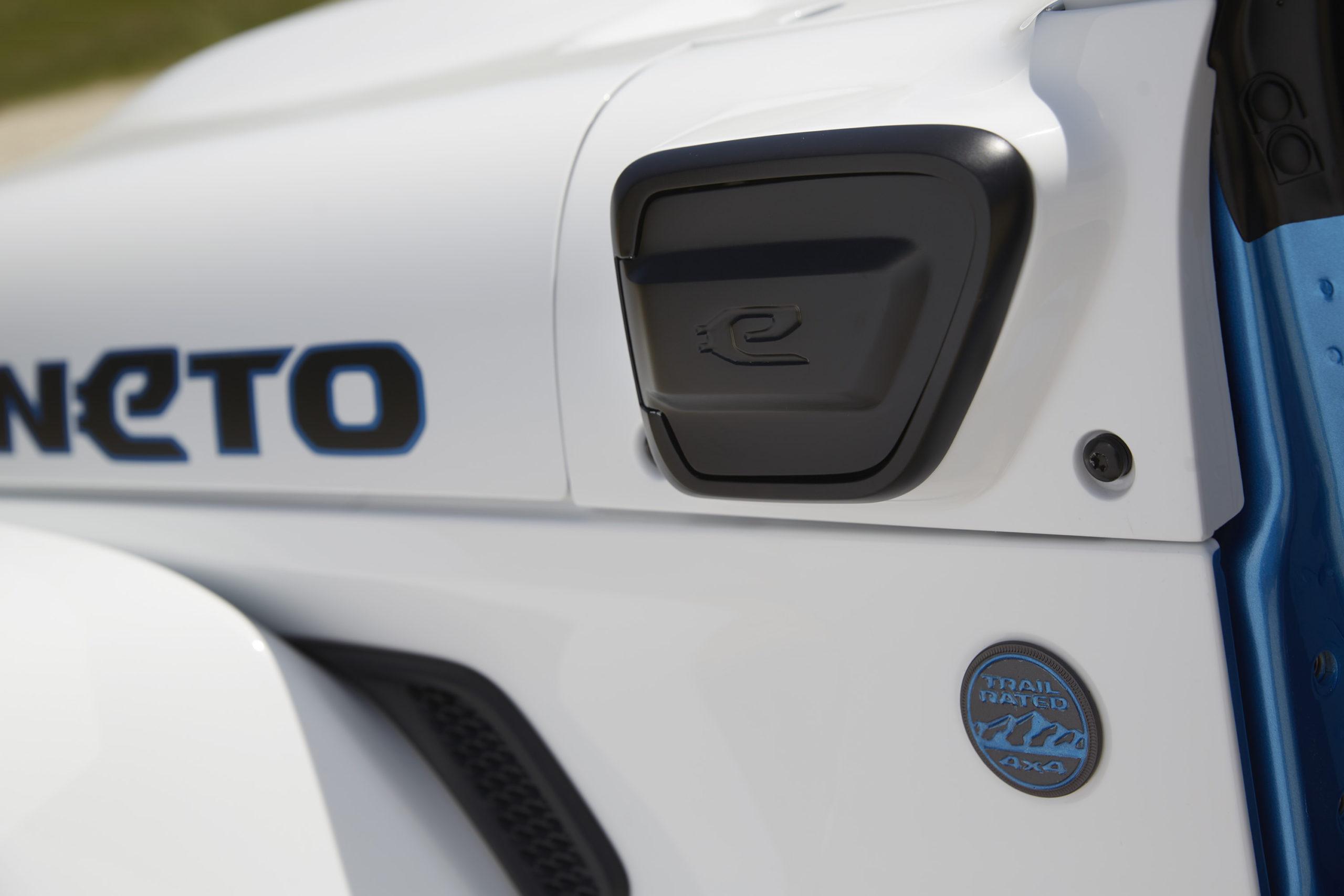 2021 Jeep Magneto Concept