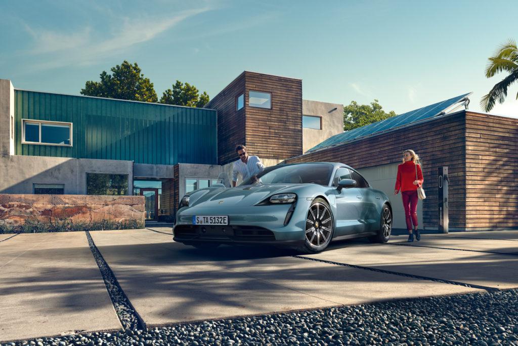 Porsche Drive subscription Taycan 4S