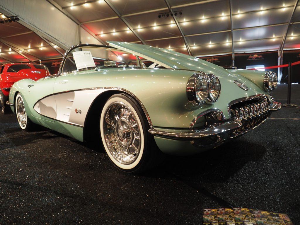 1959 Restomod Clevenger Corvette