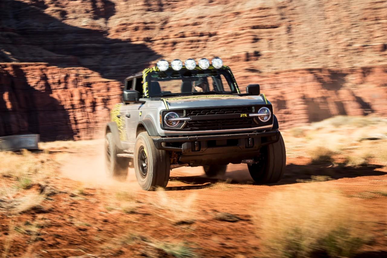 RTR Bronco Concept