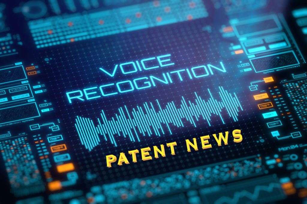 Ford voice recognition Patent News