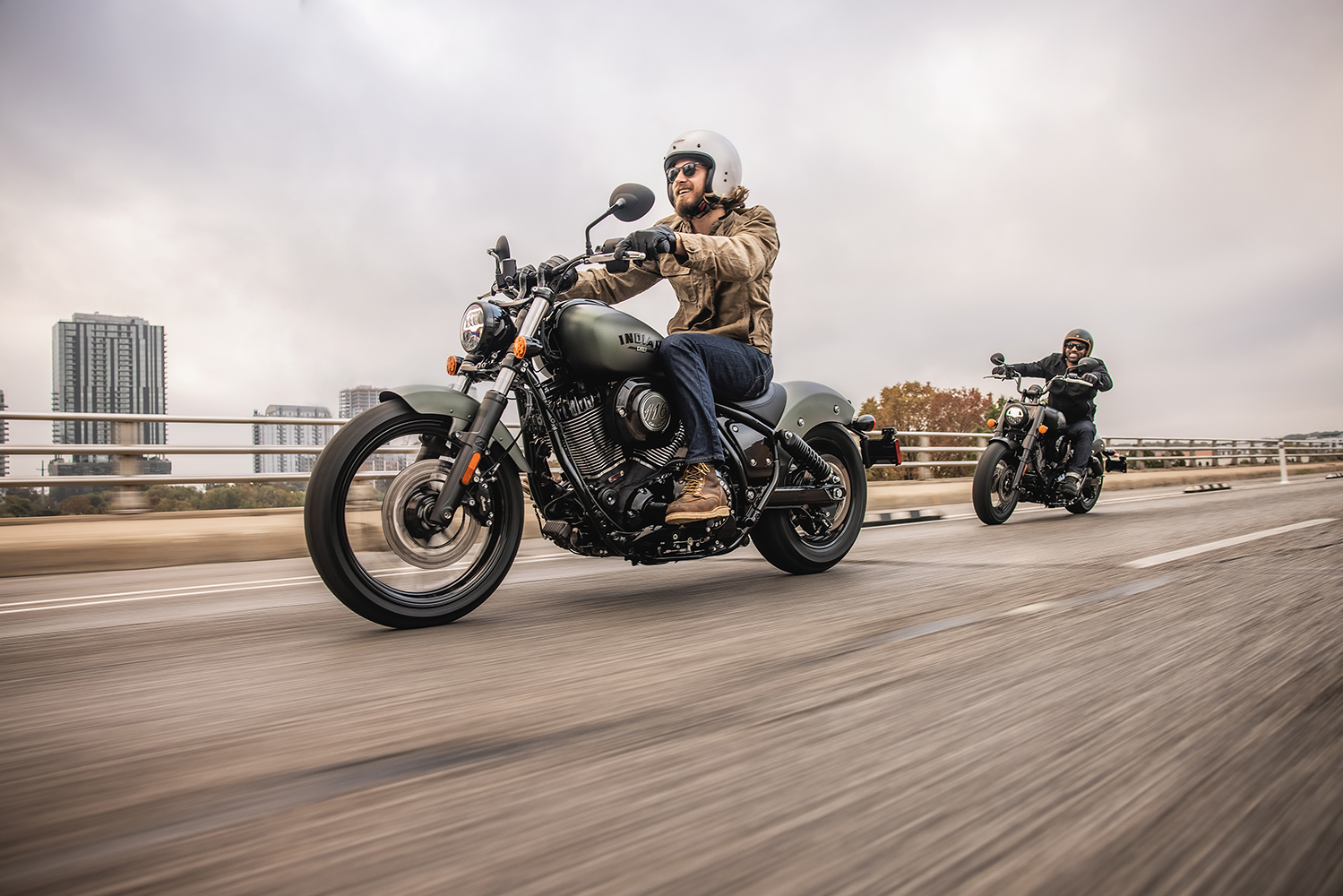 Win A 2022 Indian Chief: #IRodeToday Motorcycle Sweepstakes