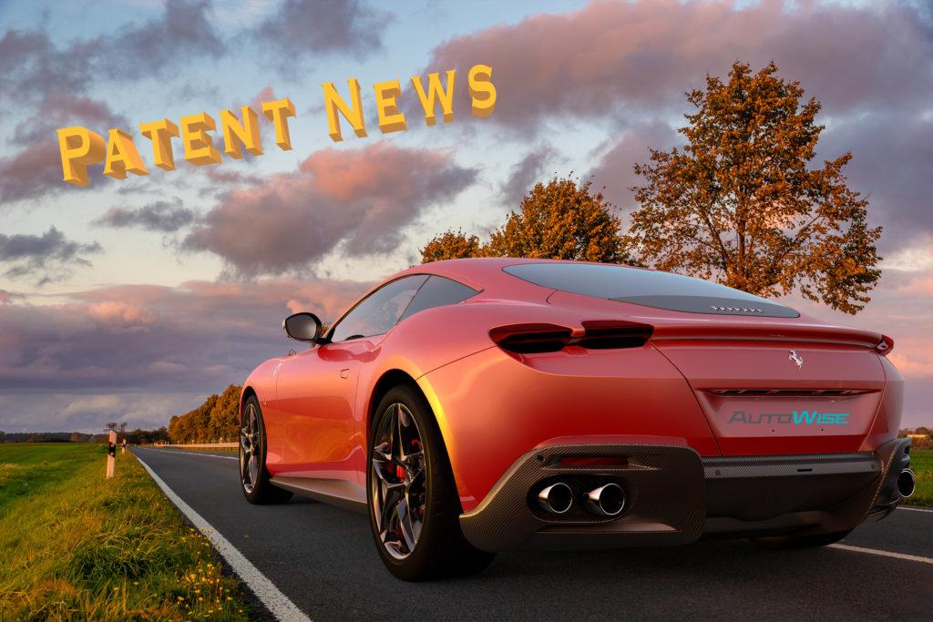Ferrari Launch Control Patent
