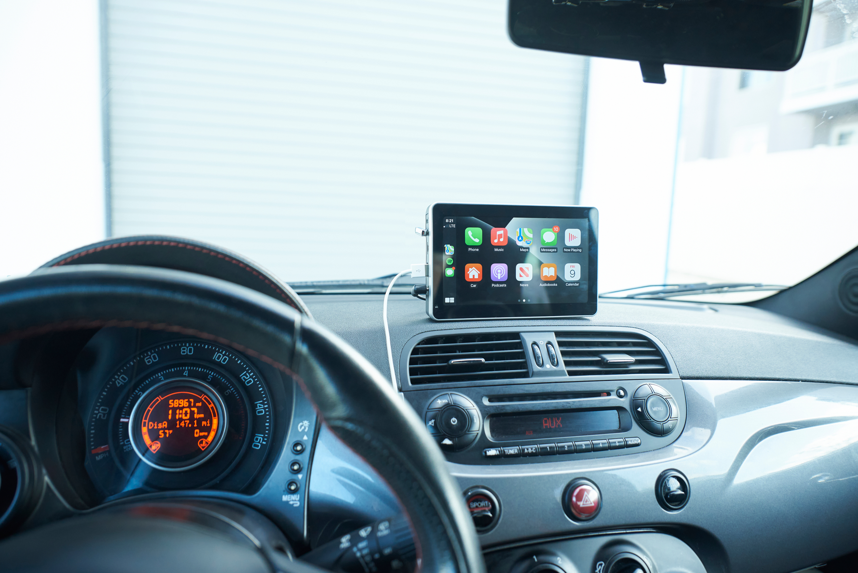 Car and Driver Intellidash