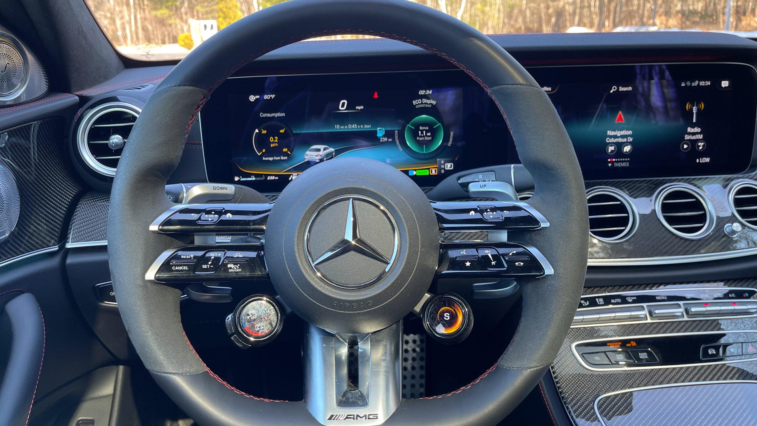 2021 Mercedes-AMG E 53 Sedan