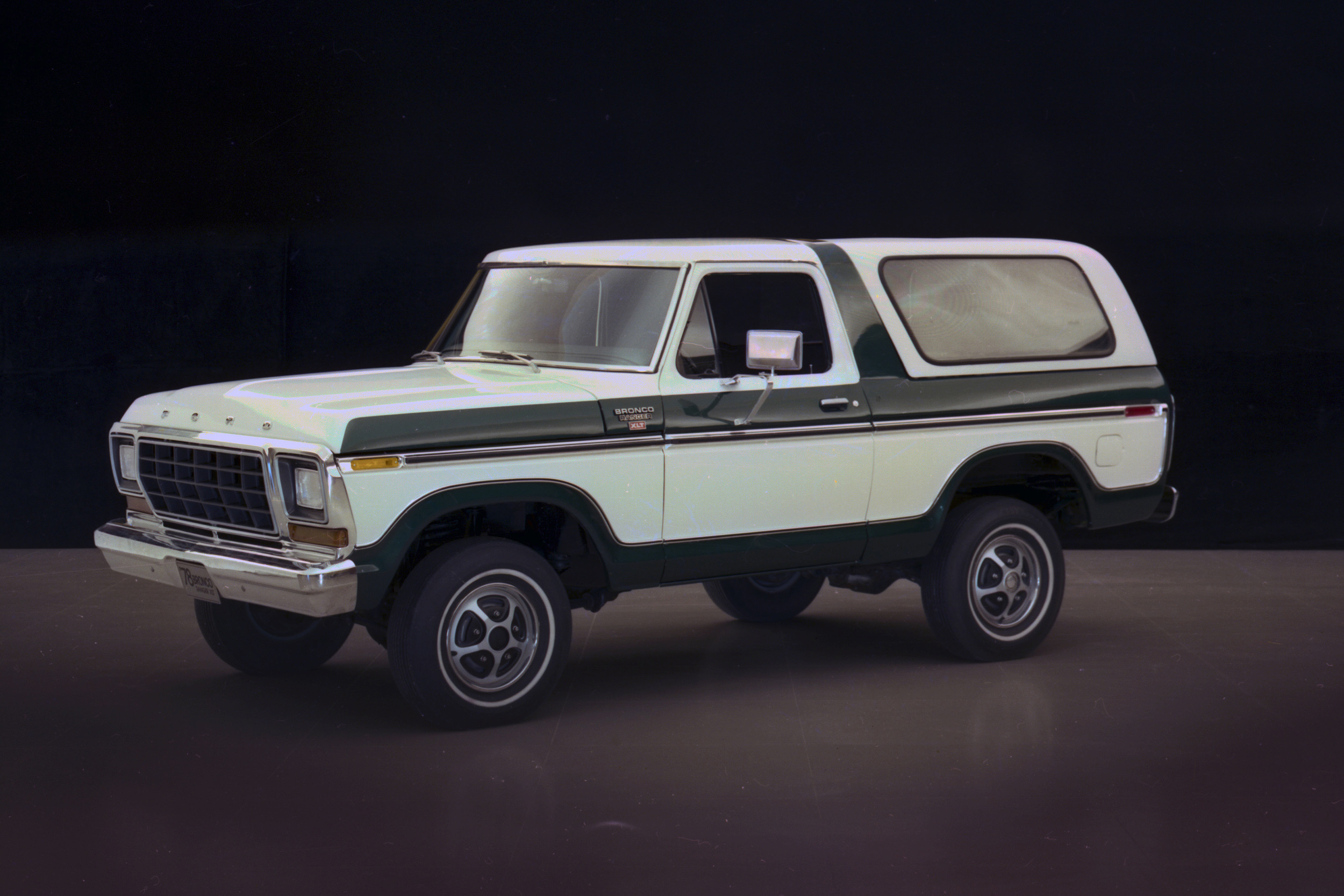 best affordable classic 4x4s ford bronco