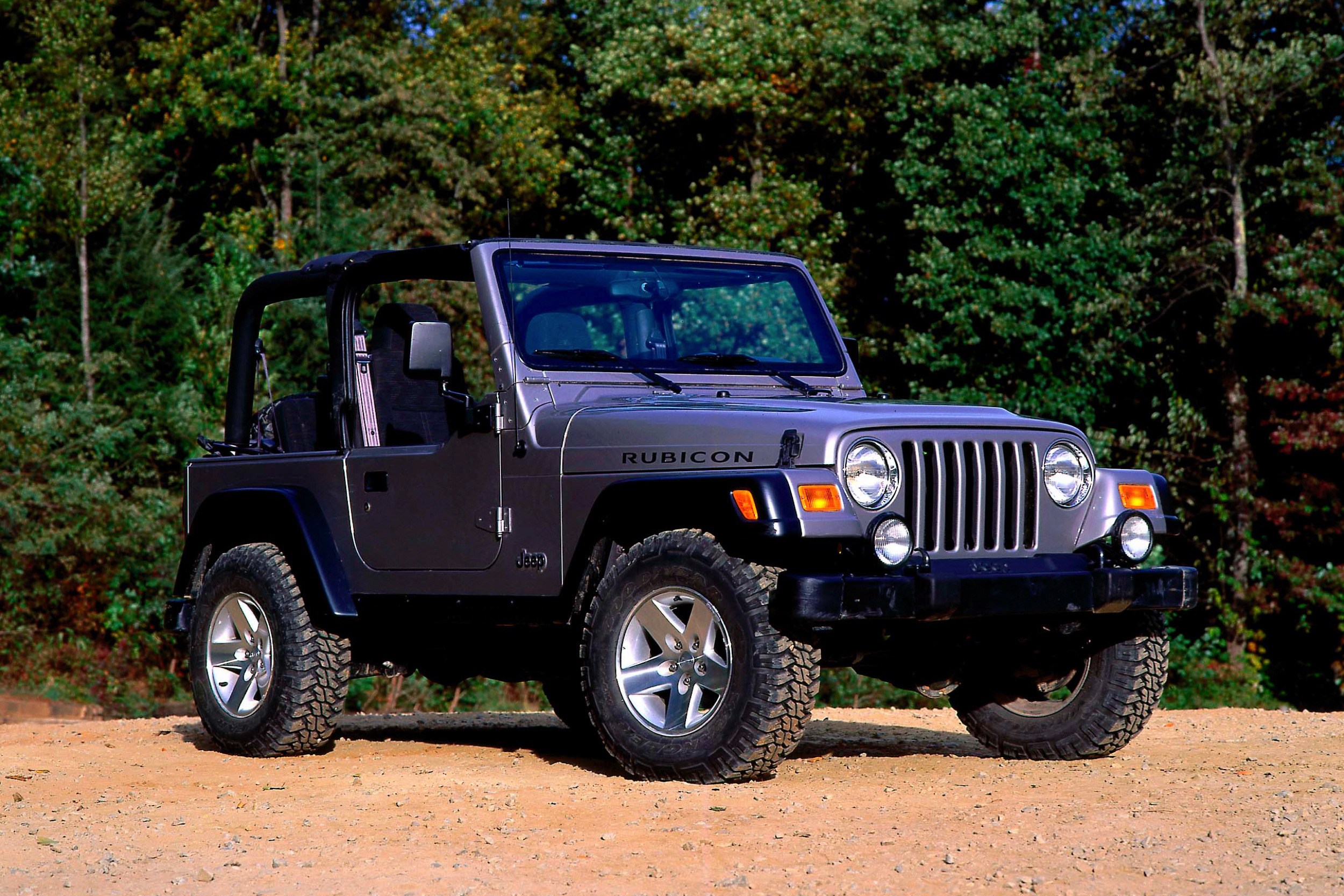 Best Affordable Classic 4x4s Worth Buying Now Jeep Wrangler TJ Rubicon