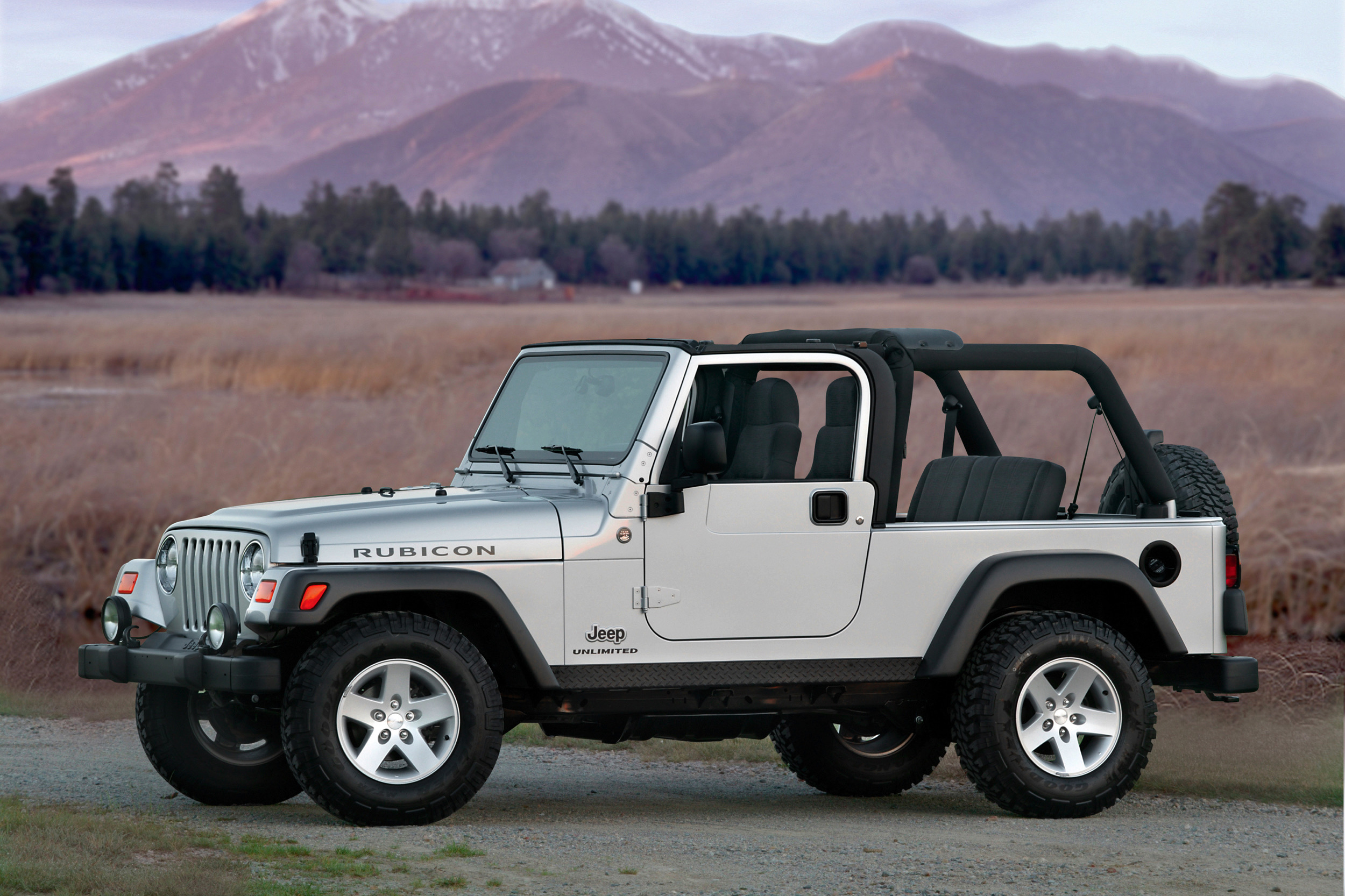 best affordable classic 4x4s Jeep Wrangler TJ