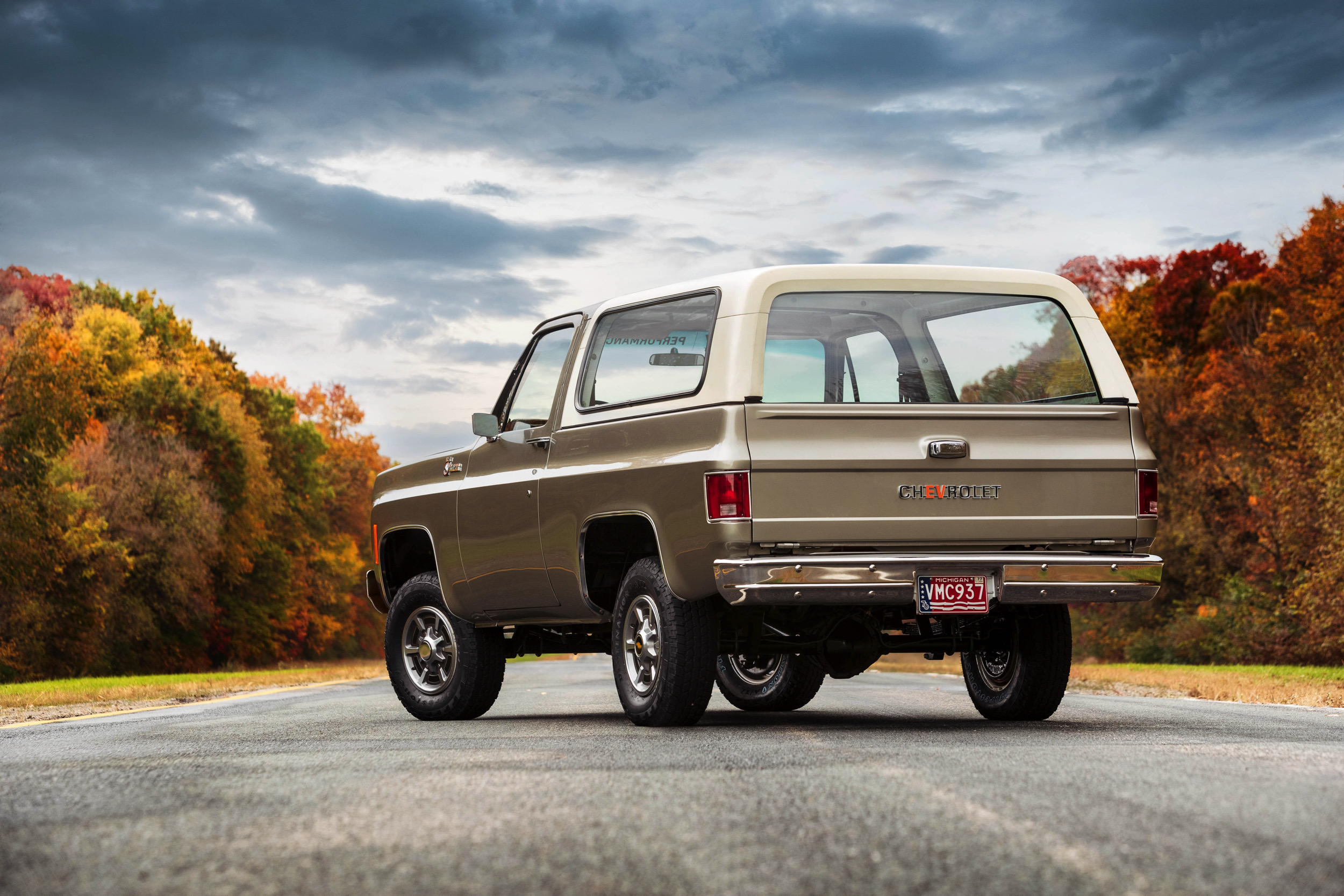 best affordable classic 4x4s Chevrolet Blazer 1973 to 1991