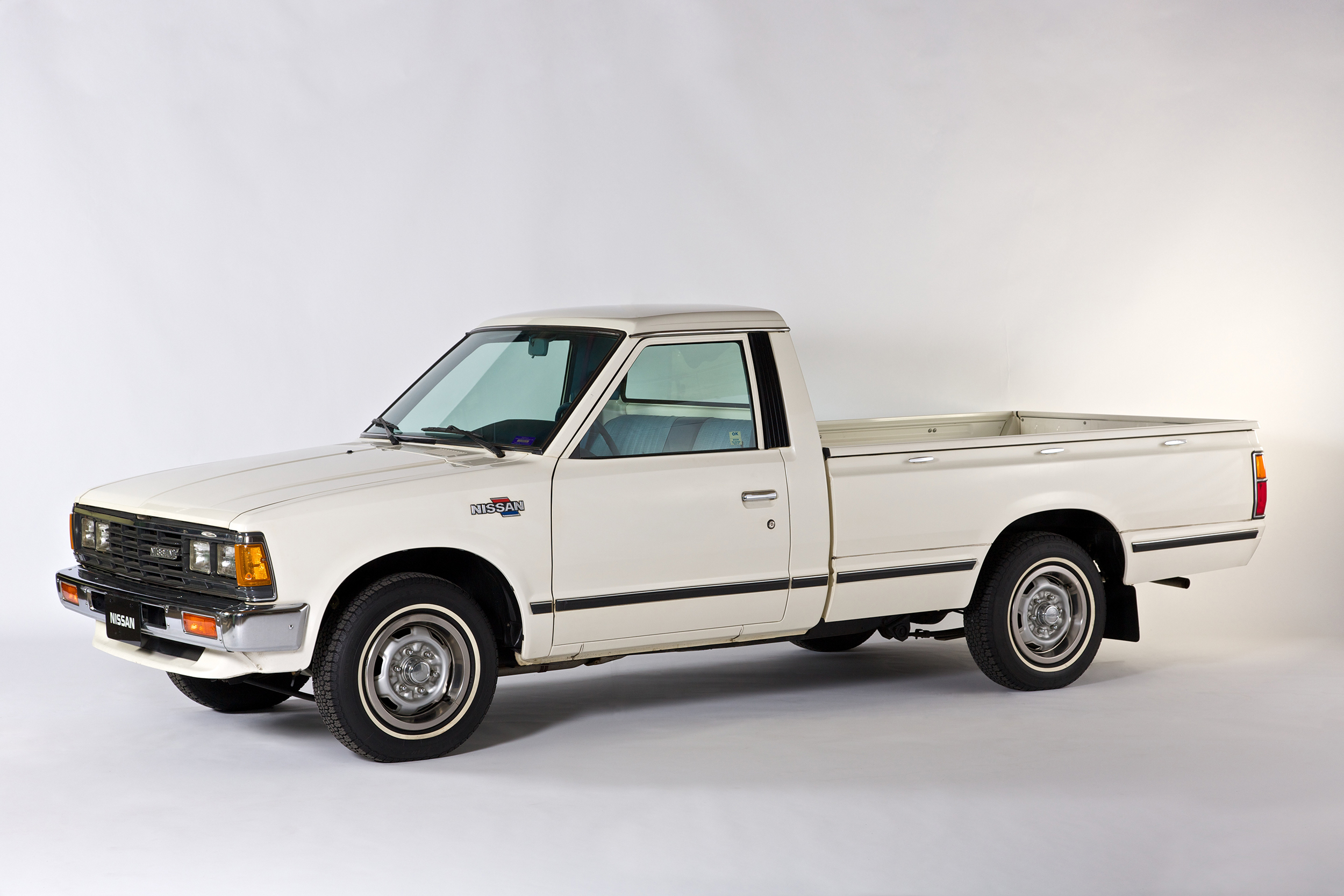 Best Affordable Classic 4x4s Nissan 720 Pickup