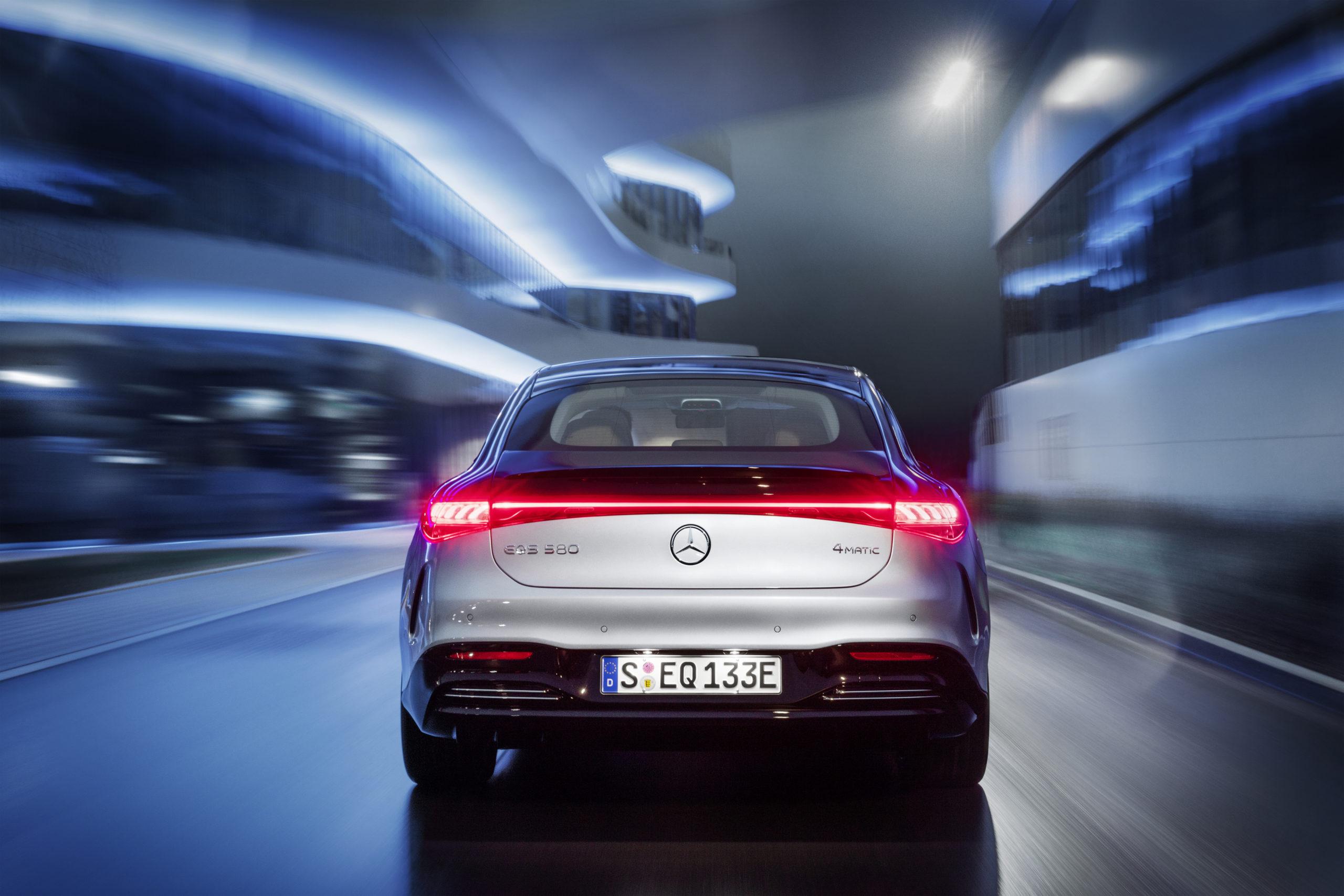 2022 Mercedes EQS
