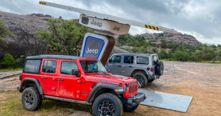 2021 Jeep Wrangler 4Xe review