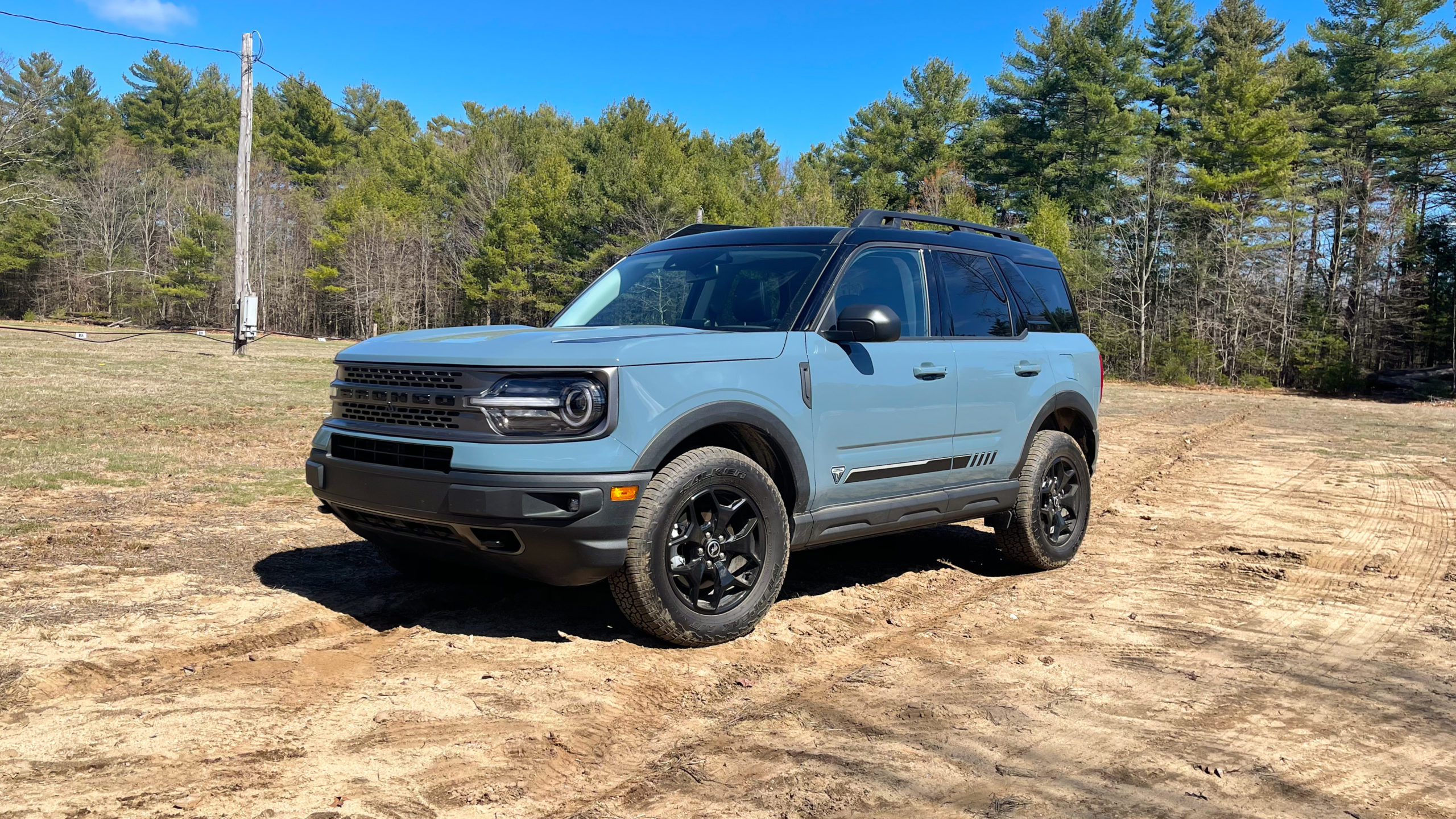 DRIVEN: 2021 Ford Bronco Sport First Edition [Review]