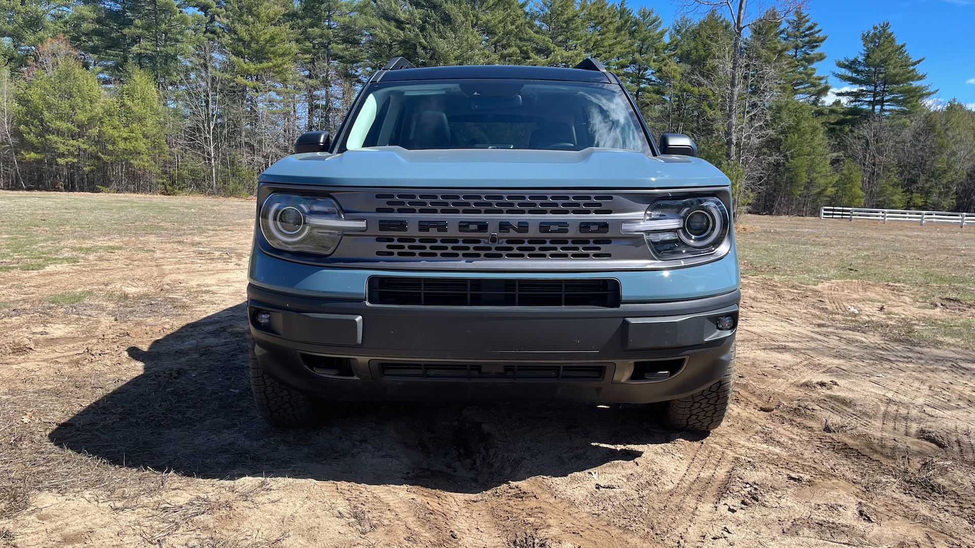 2021 Ford Bronco Sport First Edition