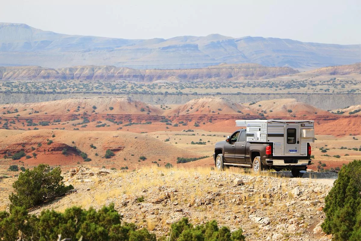 Best Truck Campers: The Four Wheel Campers Hawk