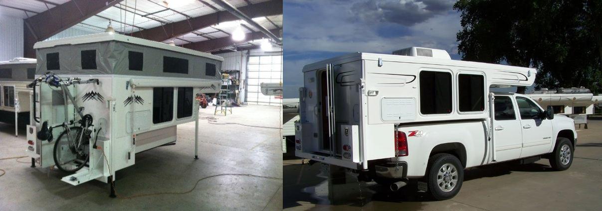Best Truck Campers: Hallmark Ute 8.5