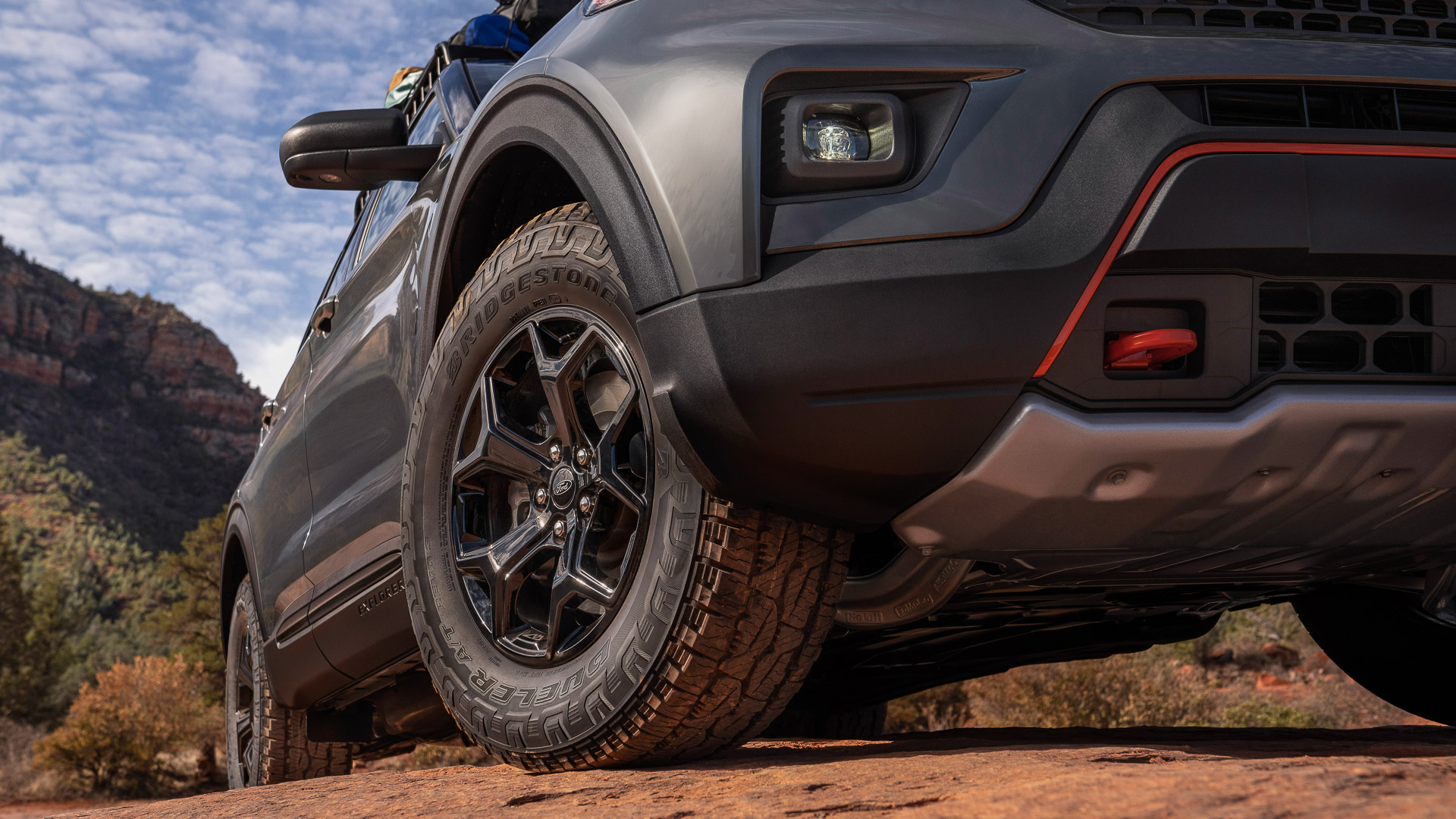 2021 Ford Explorer Timberline off-road