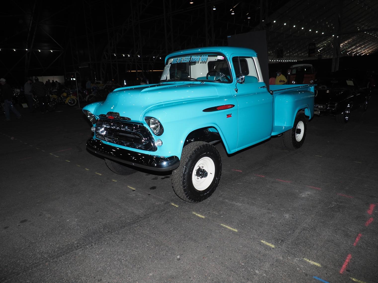 NAPCO 4x4 kit on Chevy Truck