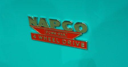 NAPCO 4x4 conversion kit on GMC truck