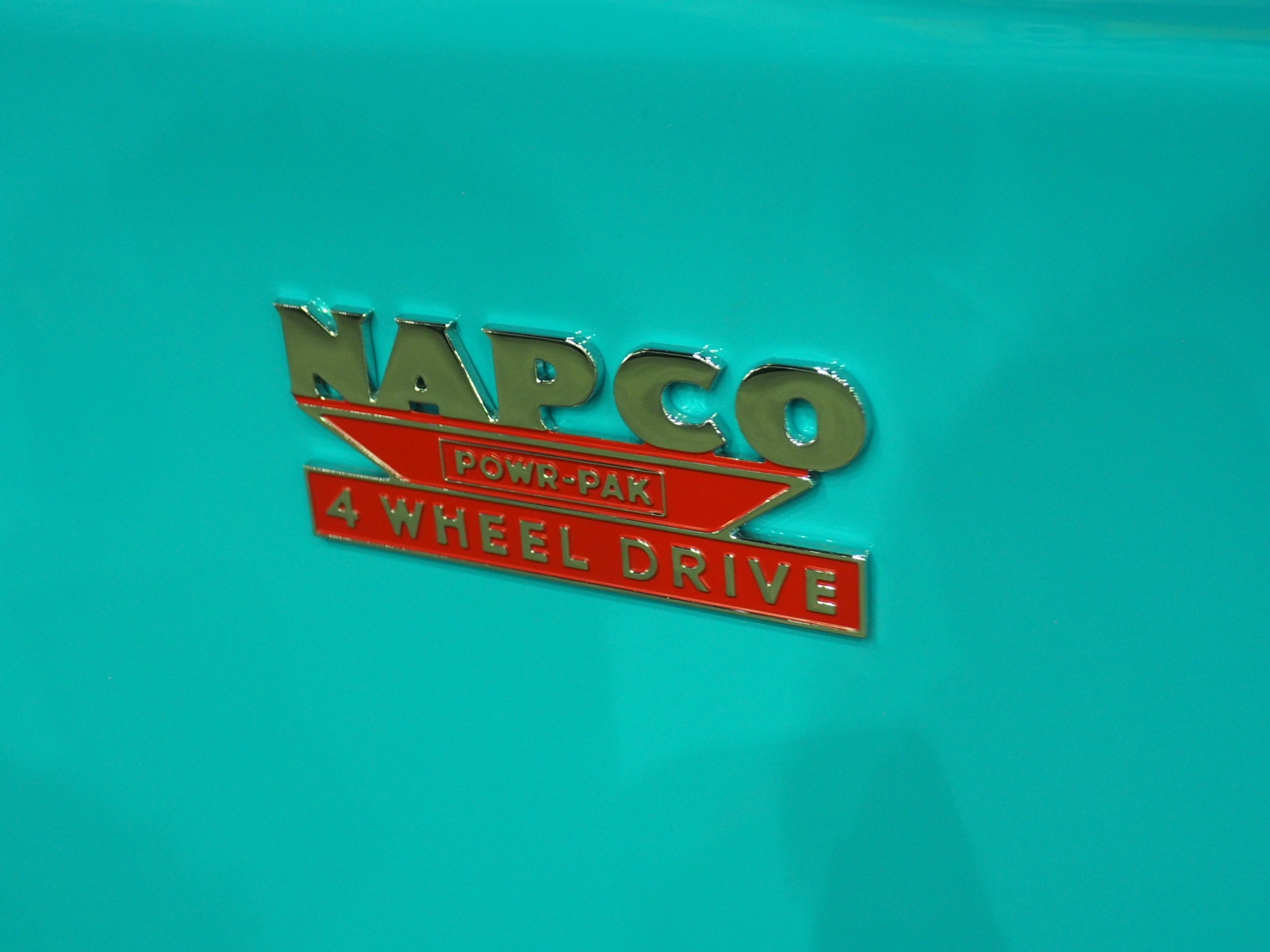 NAPCO 4×4 Conversion Kits: When 4WD Wasn't an Option From Truck Manufacturers