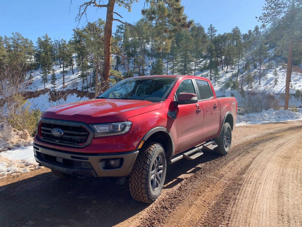 2021 Ford Ranger Tremor review