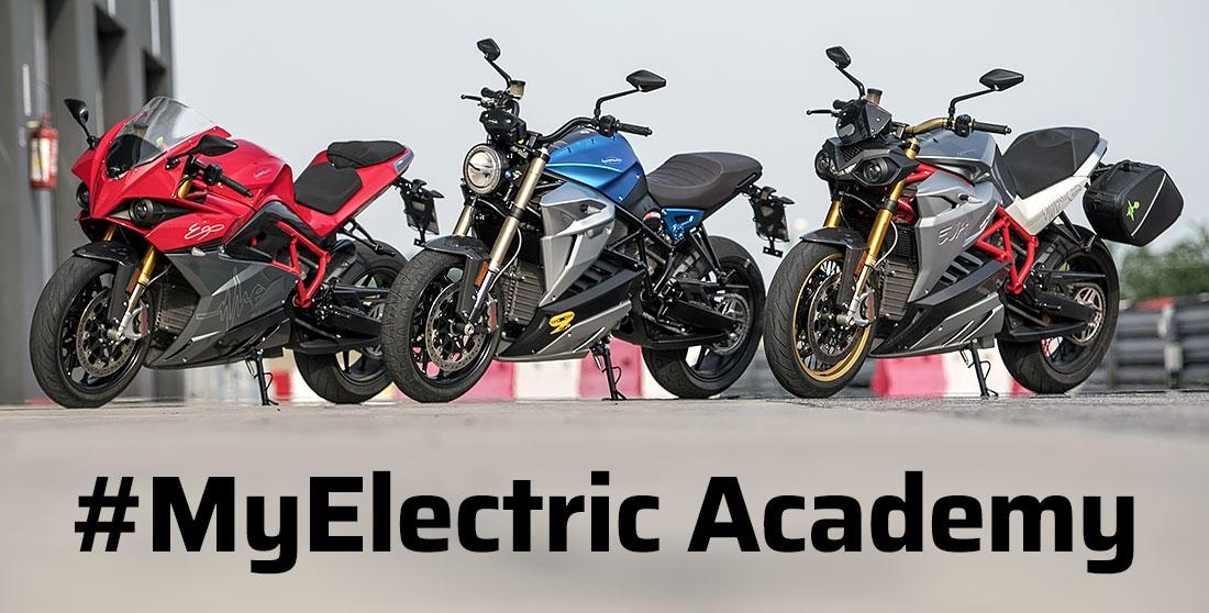 Energica MyElectric Academy