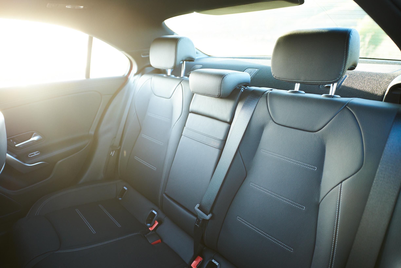 2021 Mercedes-AMG A 35 sedan