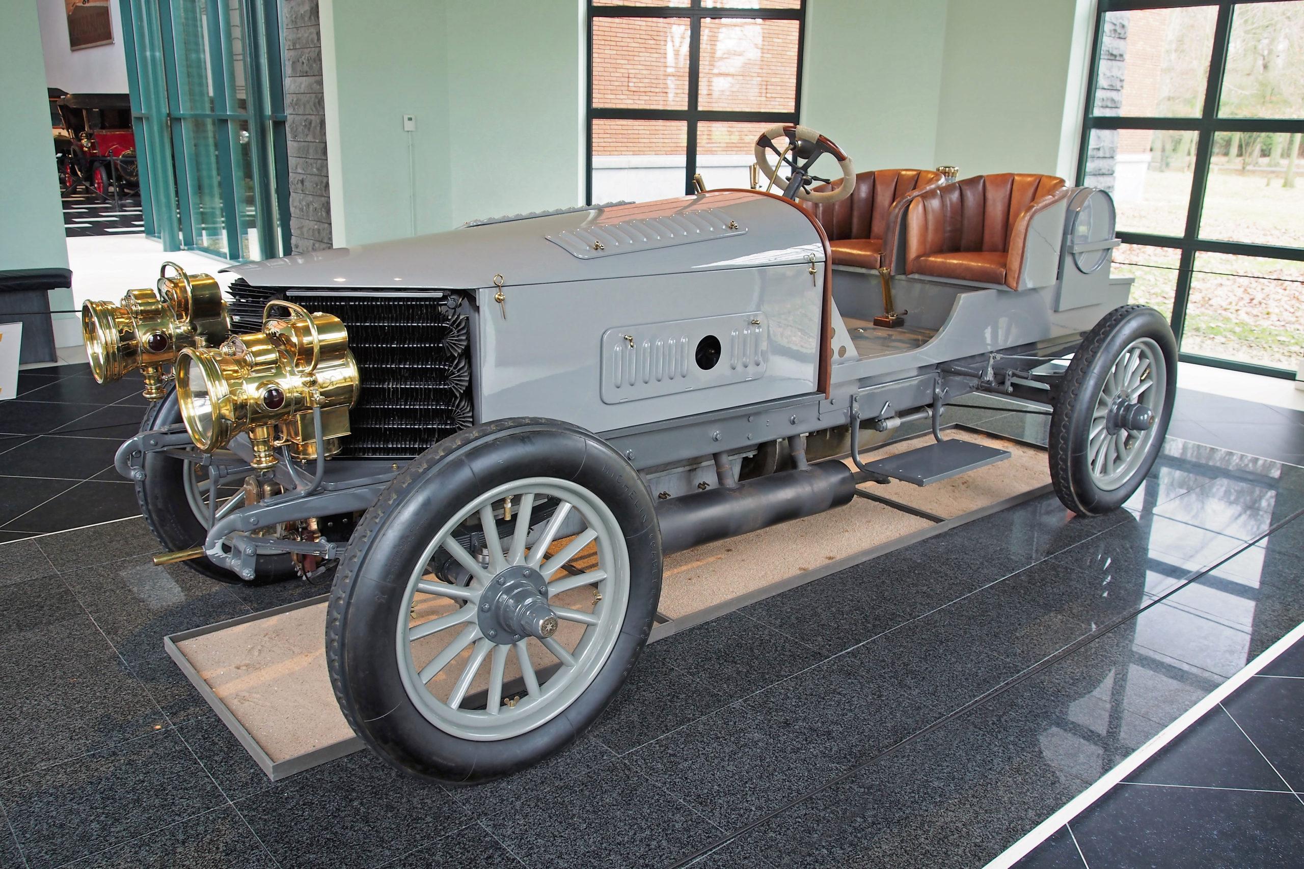 first four-wheel-drive