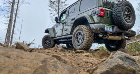 2021 Jeep Wrangler 392 review