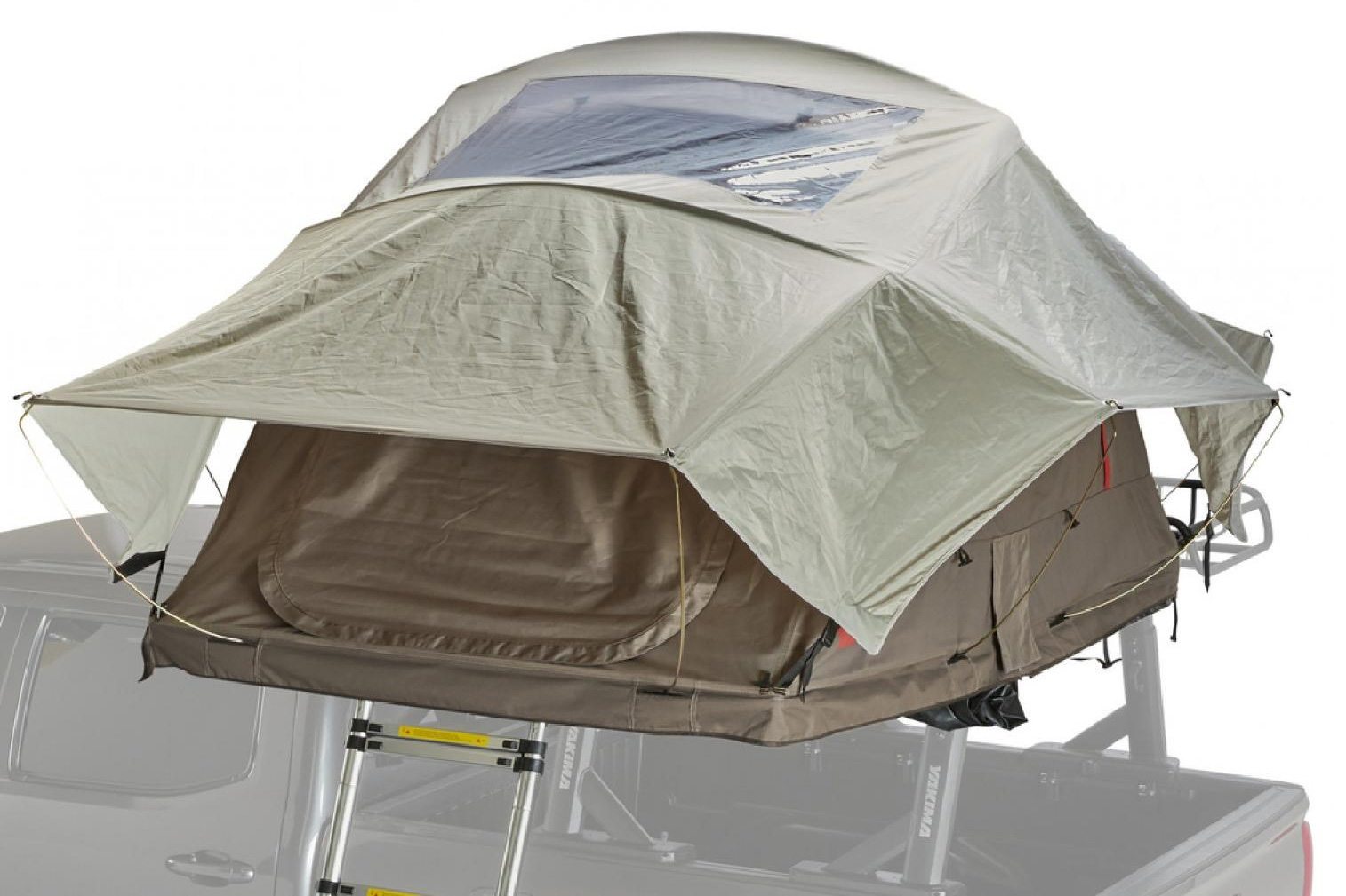 best rooftop tent:Yakima SkyRise HD Tent