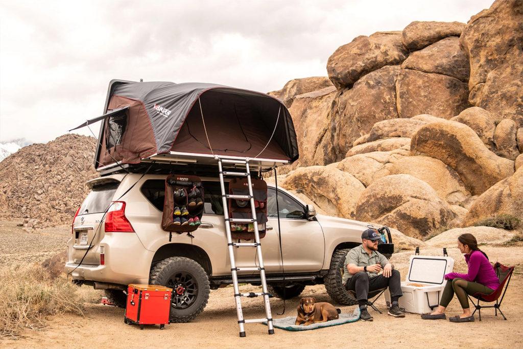 best rooftop tent