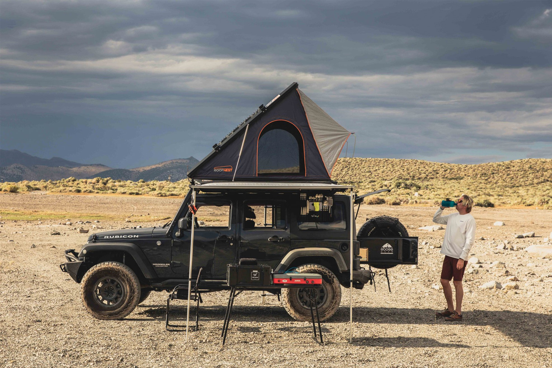 best rooftop tent roofnest Falcon XL