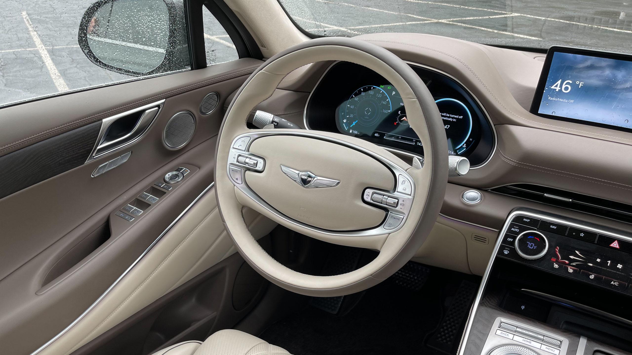 2021 Genesis GV80 3.5T AWD Prestige