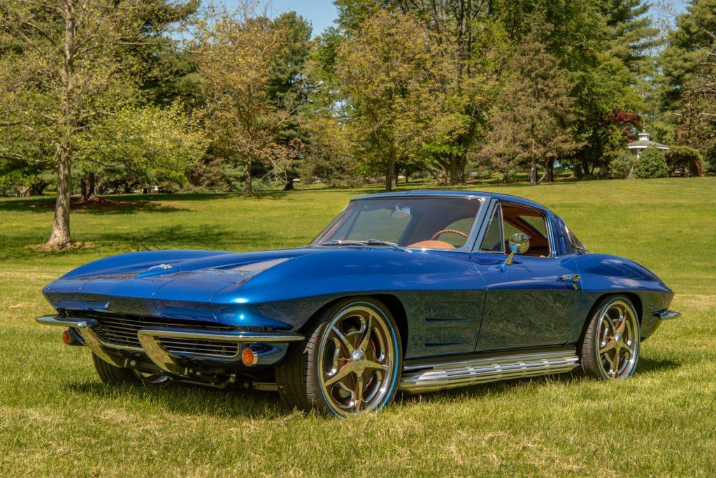 Alter Ego 1963 Corvette Split Window Restomod
