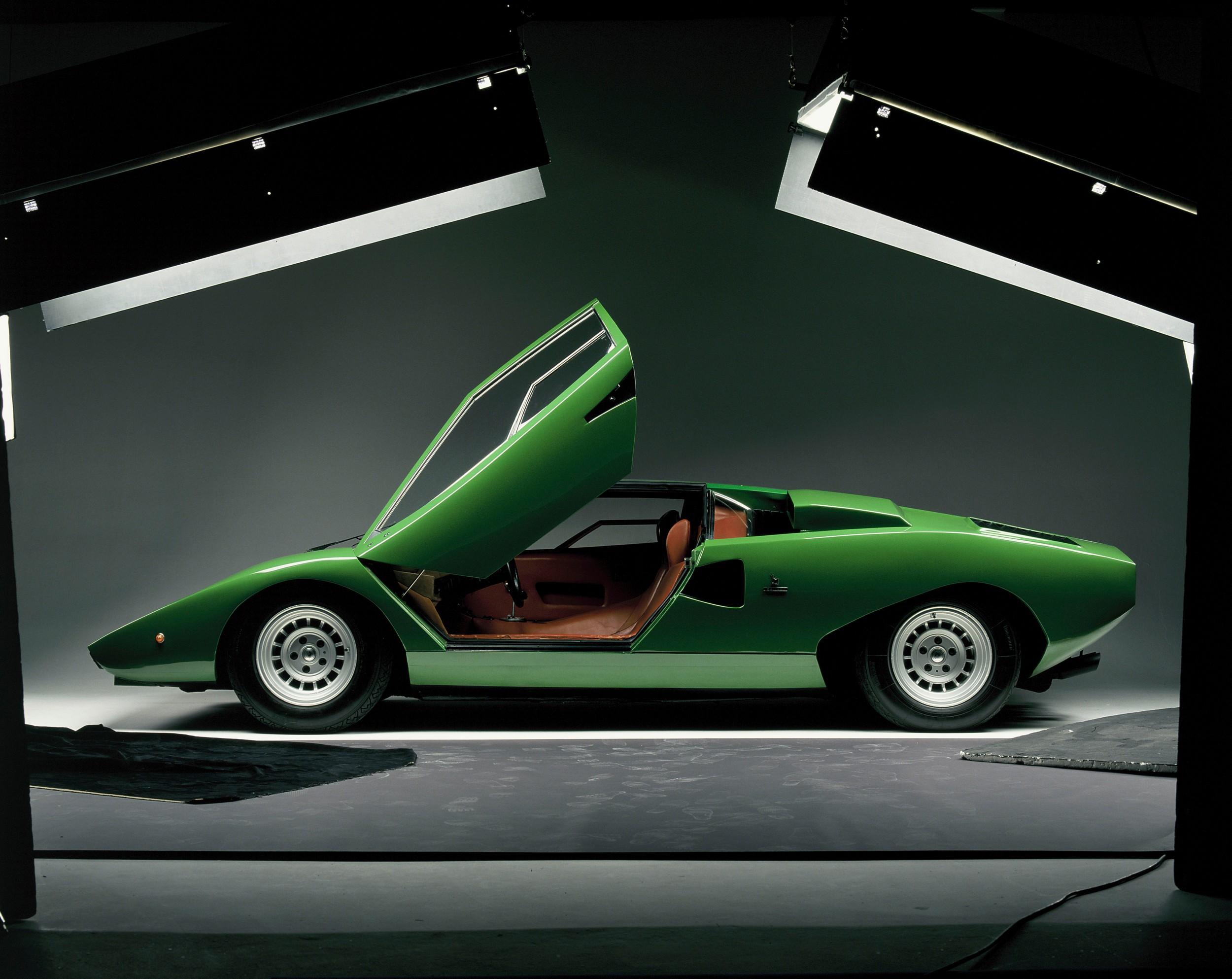Lamborghini Design inspiration lamborghini countach LP400