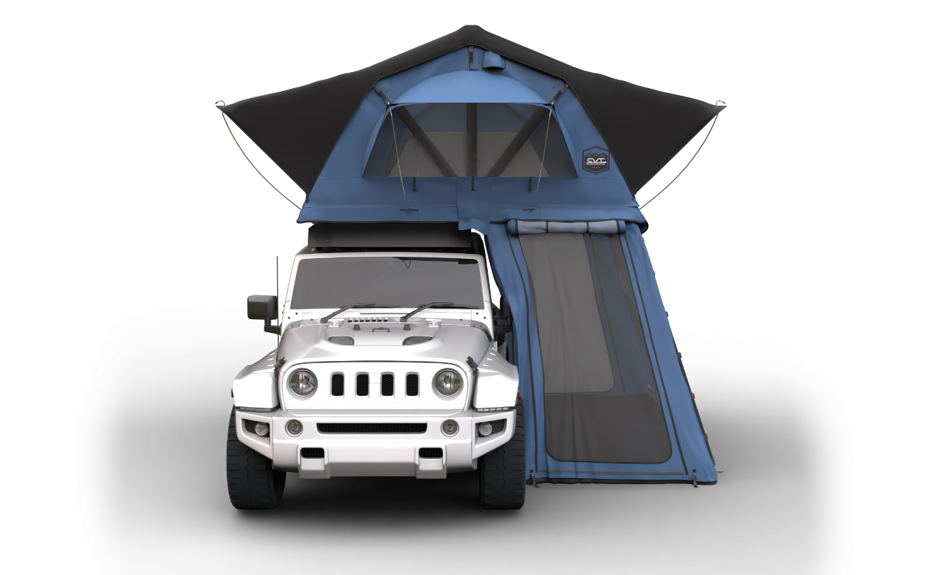 Best Rooftop Tent: Cascadia Vehicle Tentds Mt Denali